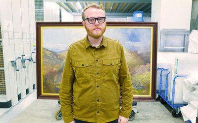 BBC commissions landmark Welsh Art series